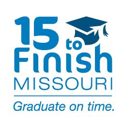 15 to Finish Missouri - Graduate on time.